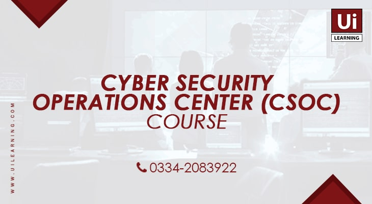 UI Learning Institute offering CSOC Training Course for IT Professionals