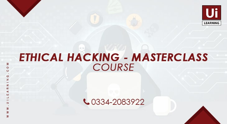 UI Learning Institute offering Ethical-Hacking Masterclass Training Course for IT Professionals