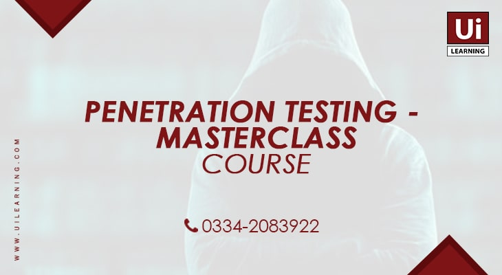 UI Learning Institute offering Penetration Testing Masterclass Training for IT Professionals