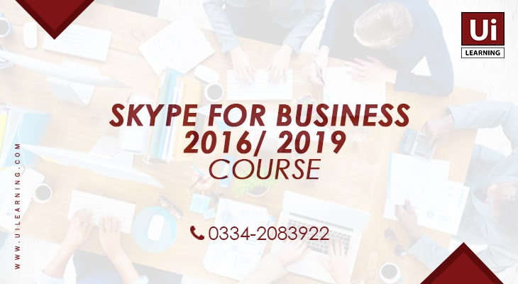 UI Learning Institute offering Skype For Business Training Course for IT Professionals