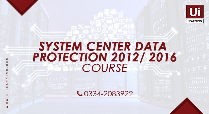 UI Learning Institute offering System Center Data Protection Training Course for IT Professionals
