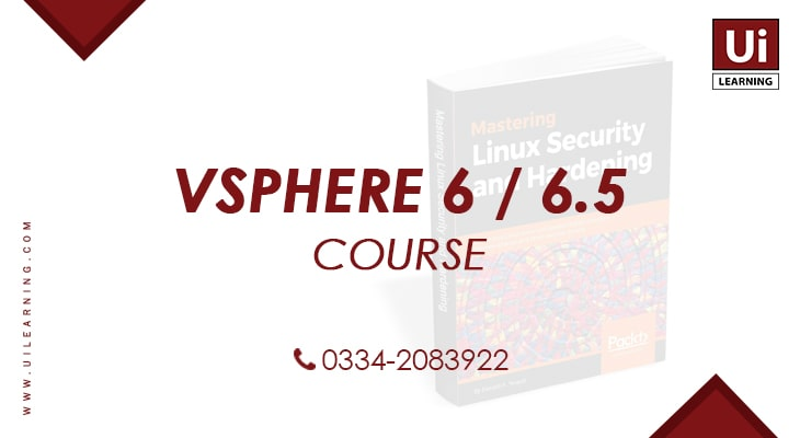 UI Learning Institute offering vSphere Training Course for IT Professionals